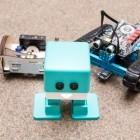Lernroboter-Test: Besser Technik lernen mit drei Freunden