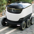 Pilottest in Hamburg: Hermes lässt Pakete per Roboter zustellen