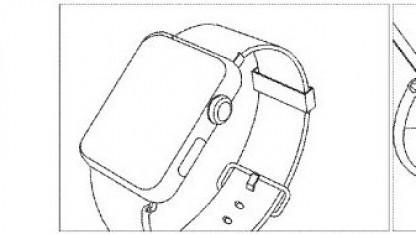 Verwechslung ausgeschlossen: die Apple Watch in Samsungs Patentantrag