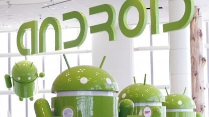 Frische Sicherheitslücken für Android