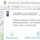 Dank Android-Implementierung: Chromebooks können über ADM lokalisiert werden