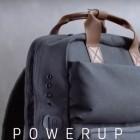 Powerup Backpack: Rucksack überwacht Temperaturen und lädt HP-Notebooks