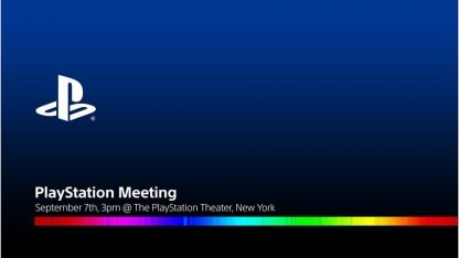 Einladung zum Playstation Meeting in New York