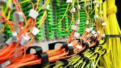 Netzwerk bei den Vereinigten Stadtwerken