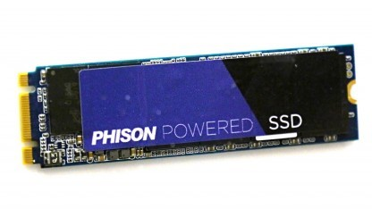 M.2-SSD mit Phisons PS5008-E8