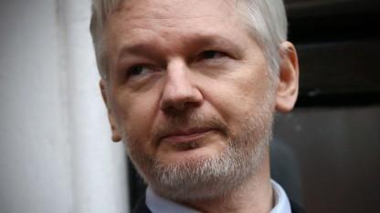 Julian Assange (im Februar 2016): seit vier Jahren Asyl in der ecuadorianischen Botschaft