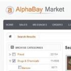 Drogenhandel: Weltweit größter Darknet-Marktplatz Alphabay ausgehoben