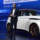 Elektromobilität: VW entwickelt Elektroauto mit großer Reichweite