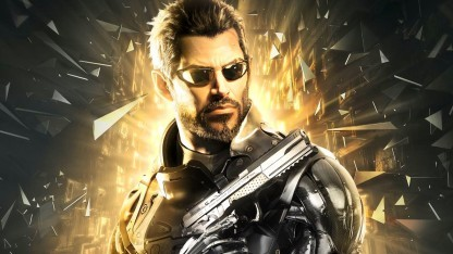 Artwork von Deus Ex Mankind Divided