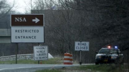 Die NSA weiß, wo es lang geht.