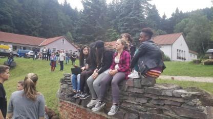 Im Ferienpark Thüringer Wald