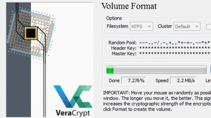 Veracrypt soll auf Sicherheitslücken überprüft werden.