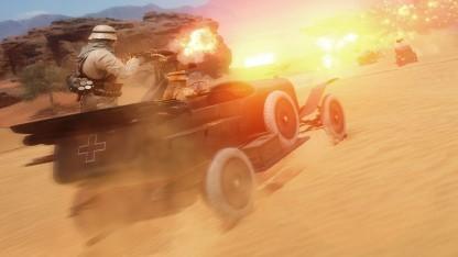 Die Beta von Battlefield 1 beginnt Ende August 2016.