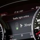 Ampelkommunikation: Grüne Welle im Audi