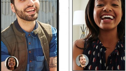 Googles neue Videochat-App Duo