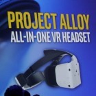 Project Alloy: Intel zeigt eigenes Merged-Reality-Headset