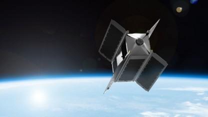 Overview 1: Cubesat 3 mit zwei 4K-Kameras