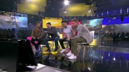 Marco Reus bei EA Sports auf der Gamescom 2016
