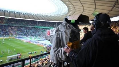 Ultra-HD-Kamera für Sky-Übertragung