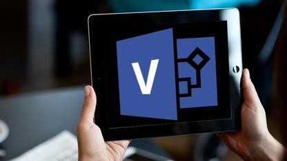 Microsoft Visio soll aufs iPad kommen.