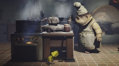 Der Küchenmeister in Little Nightmares