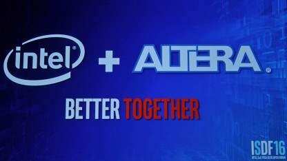 Altera und Intel sind mittlerweile eins.