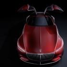 Aero-Coupé: Mercedes-Maybach 6 mit 750 PS dank Elektroantrieb