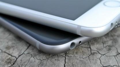 iPhone 6 noch mit LCD-Technik