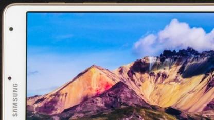 Samsungs Galaxy Tab S könnte doch Android 6.0 erhalten.