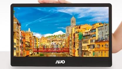 13,3-Zoll UHD-4K-Display für Notebooks