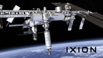 Ixion will eine Raketenstufe an die ISS andocken und zum Wohnmodul umbauen.