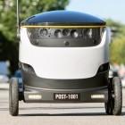 Warenzustellung: Schweizer Post testet autonome Lieferroboter