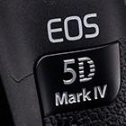 DSLR: Canon EOS 5D Mark IV mit 34 Megapixeln und 4K-Video