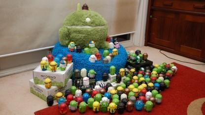 Die Android-Diversität ist ein großes Sicherheitsproblem.