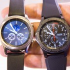 Gear S3 im Hands on: Samsungs neue runde Smartwatch soll drei Tage lang laufen
