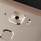 Medion X5520: Smartphone mit Fingerabdrucksensor und reichlich Speicher