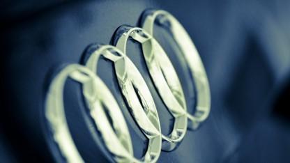 Audi sieht die Zukunft elektrisch.