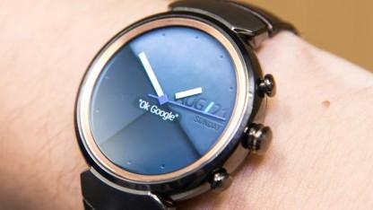 Die neue Zenwatch 3 von Asus