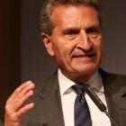 Wechsel in EU-Kommission: Oettinger tauscht Digitales gegen Finanzen