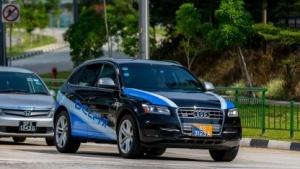 Autonomes Taxi in Singapur: autonom von San Francisco nach New York