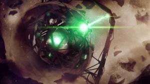 Artwork von Galaxy in Turmoil