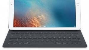 Es ist da: das QWERTZ-Tastaturcover für das große iPad Pro.