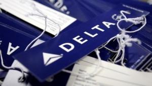 Delta Airlines leidet unter einem massiven Netzwerkausfall.