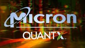 Micron vermarktet 3D Xpoint als QuantX.