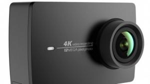 Die 4K-Actionkamera YI 4K