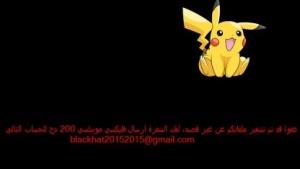 Die Erpresserbotschaft der Pokémon-Ransomware