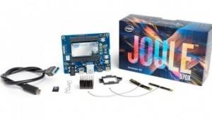 Das Intel Joule wird es in zwei Varianten geben.