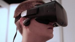 Wir testen den Prototyp des AOC PC VR.