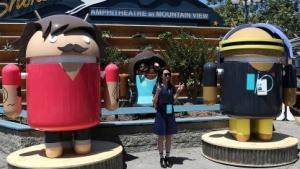 Googles Android hat fast 90 Prozent Marktanteil.