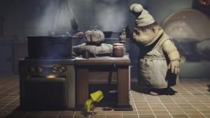Der Küchenmeister in Little Nightmares